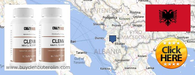 Where to Buy Clenbuterol Online Albania