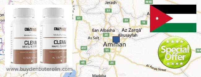 Where to Buy Clenbuterol Online Amman, Jordan