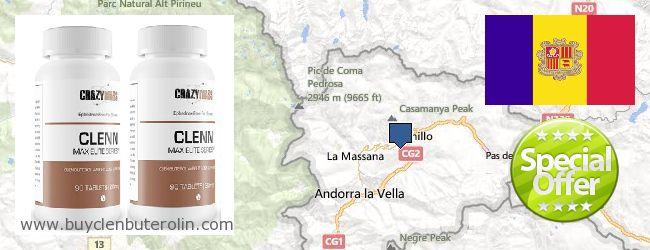 Where to Buy Clenbuterol Online Andorra
