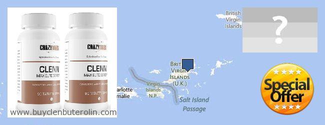 Where to Buy Clenbuterol Online British Virgin Islands