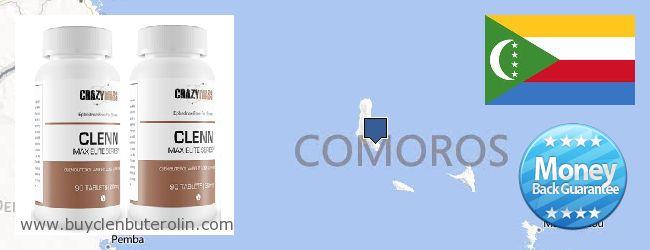 Where to Buy Clenbuterol Online Comoros