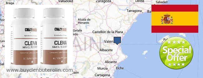 Where to Buy Clenbuterol Online Comunitat Valenciana, Spain