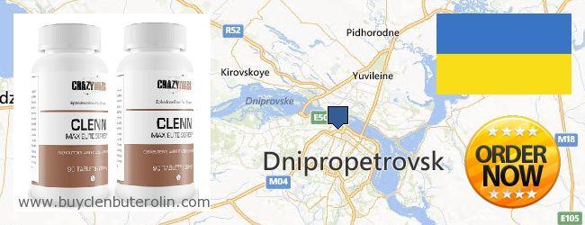 Where to Buy Clenbuterol Online Dnipropetrovsk, Ukraine