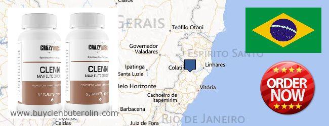 Where to Buy Clenbuterol Online Espírito Santo, Brazil