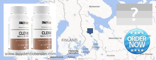 Where to Buy Clenbuterol Online Kareliya Republic, Russia