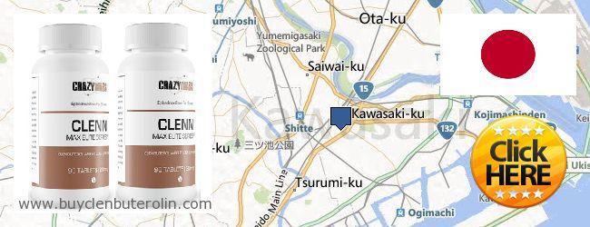 Where to Buy Clenbuterol Online Kawasaki, Japan