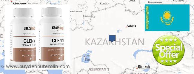 Where to Buy Clenbuterol Online Kazakhstan