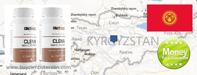 Where to Buy Clenbuterol Online Kyrgyzstan