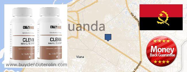 Where to Buy Clenbuterol Online Luanda, Angola