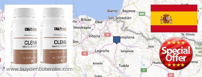 Where to Buy Clenbuterol Online Navarra (Navarre), Spain