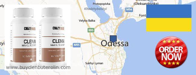 Where to Buy Clenbuterol Online Odessa, Ukraine