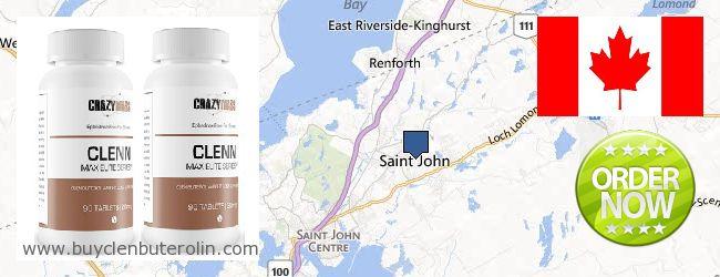 Where to Buy Clenbuterol Online Saint John NB, Canada