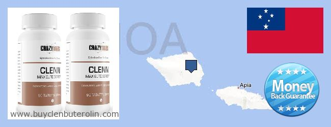 Where to Buy Clenbuterol Online Samoa