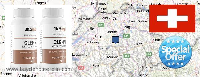 Where to Buy Clenbuterol Online Switzerland
