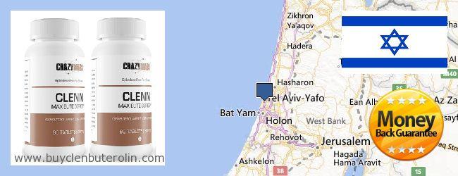 Where to Buy Clenbuterol Online Tel Aviv, Israel