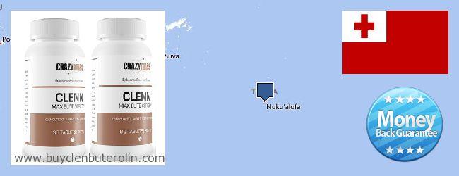 Where to Buy Clenbuterol Online Tonga