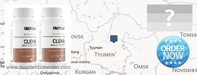 Where to Buy Clenbuterol Online Tyumenskaya oblast, Russia
