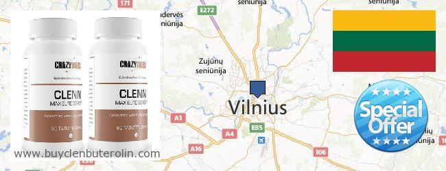 Where to Buy Clenbuterol Online Vilnius, Lithuania