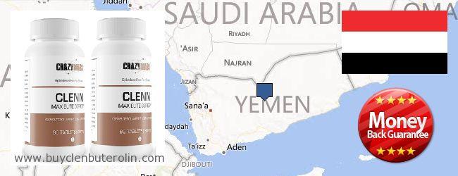 Where to Buy Clenbuterol Online Yemen