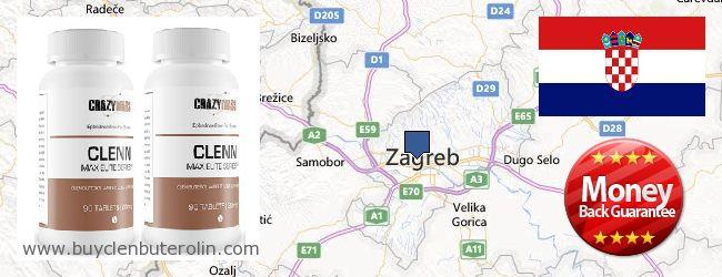 Where to Buy Clenbuterol Online Zagreb, Croatia